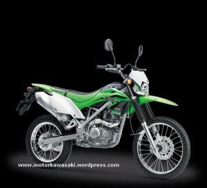 New KLX 150_hijau